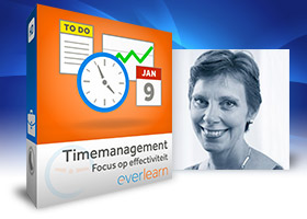 Timemanagement - ondernemen met focus | everlearn