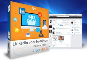 LinkedIn voor bedrijven - everlearn training