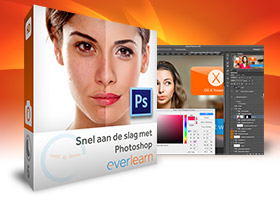 Training - Snel aan de slag met Photoshop van everlearn