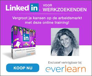 LinkedIn voor werkzoekenden | everlearn