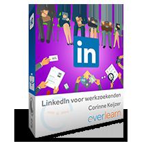 hoge resolutie afbeelding verpakking training LinkedIn voor werkzoekenden | everlearn