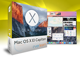 Online training Mac OS X El Capitan | everlearn