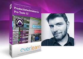 Pro Tools training Productietechnieken in Pro Tools 12 | everlearn