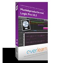 Muziekproductie met Logic Pro X 10.2 | everlearn