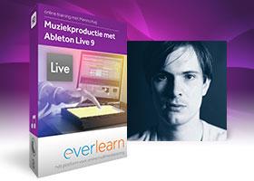 Muziekproductie met Ableton Live 9 | everlearn