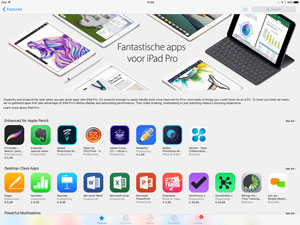 iPad Pro apps in de App Store | everlearn