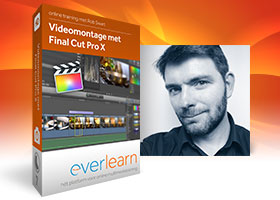 Training Videomontage met Final Cut Pro X | everlearn
