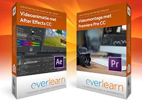 Verpakkingen Adobe Videoproductie bundel | everlearn