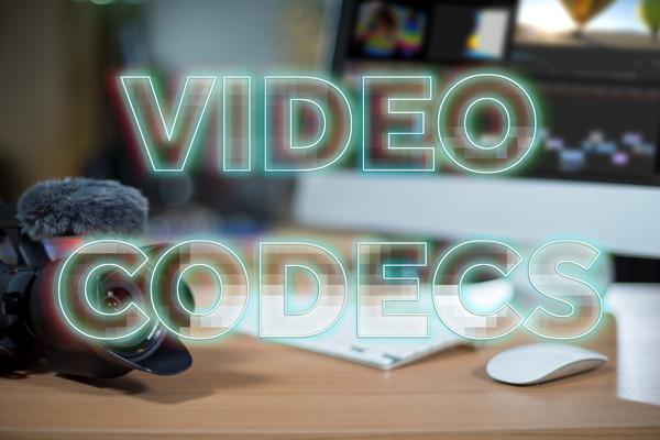 De basis van videocodecs