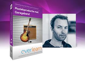 Cursus Muziekproductie met Garageband | everlearn