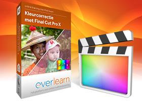 Kleurcorrectie met Final Cut Pro X | everlearn