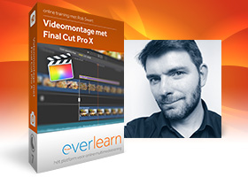 Final Cut Pro X cursus videomontage 10.4 | everlearn