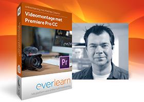 Premiere Pro CC 2017 | online training videomontage | everlearn