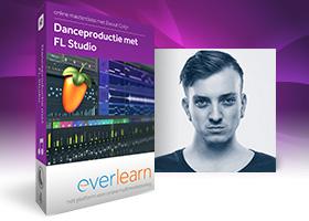 FL Studio Danceproductie online masterclass | everlearn