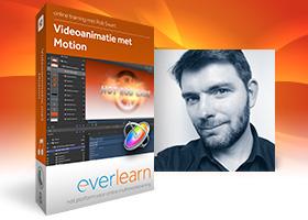 Motion 5 | Nederlandstalige online cursus videoanimatie | everlearn