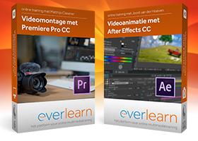 Adobe videoproductie voordeelbundeel online cursussen | everlearn