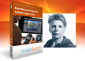 Adobe Lightroom | Online cursus beeldbewerking met Adobe Lightroom | everlearn