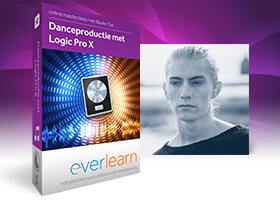 Cursus Danceproductie met Logic Pro X | everlearn