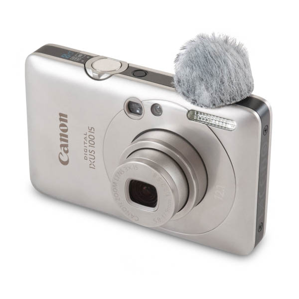 wind jammer op je camera