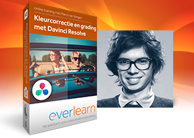 Online training kleurcorrectie en grading met Davinci Resolve | everlearn