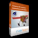 Cinema 4D Animatie online cursus Animatie en simulatie