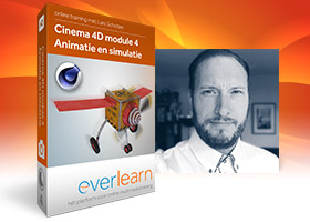 Cinema 4D training Animatie en simulatie