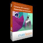 Cinema 4D online cursus module 4 Materialen en texturen