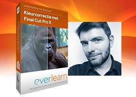 Final Cut Pro X Kleurcorrectie | Nederlandse online cursus | everlearn