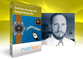 Adobe Illustrator training van everlearn