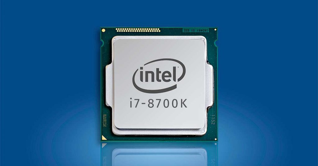 De  nieuwe Intel Coffee Lake processor zoals in de Macbook Pro 2018. everlearn