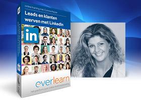 Online training LinkedIn - Gebruik LinkedIn om nieuwe leads en klanten te werven.
