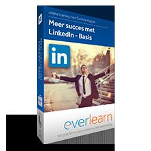 Online training Meer succes met LinkedIn Basis