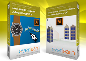 De ultieme Adobe Illustrator trainingsbundel van everlearn