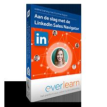 LinkedIn Sales Navigator - Online training Aan de slag met de LinkedIn Sales Navigator voor social selling | everlearn