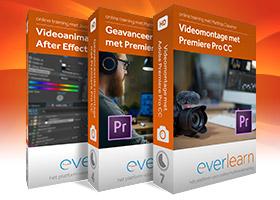 Ultieme Adobe video trainingsbundel met Matthijs Clasener en Joost van der Hoeven