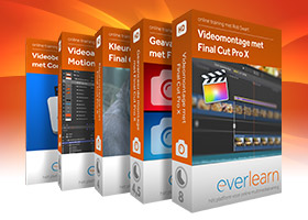Ultieme Apple pro video trainingsbundel | everlearn