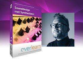 Sounddesign met synthesizers | online cursus van everlearn met Camiel DAamen