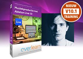 Muziekproductie met Ableton Live 10.1