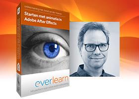 Starten met animeren in Adobe After Effects online cursus van everlearn