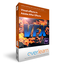 Cursus Visual effects in After Effects