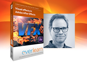 Online training Visuele effecten in After Effects