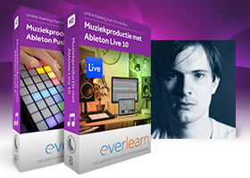 trainingsbundel Ableton Live 10 en Push 2