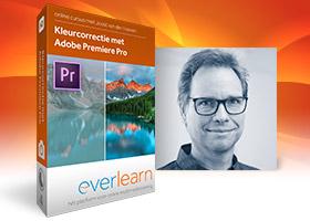 Kleurocrrectie met Adobe Premiere Pro | online cursus van everlearn