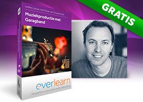 Gratis online cursus Garageband | everlearn
