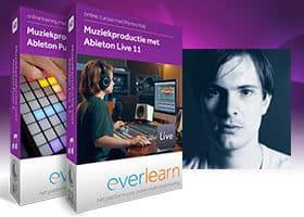Ultieme Ableton Live en Push 2 cursusbundel | everlearn