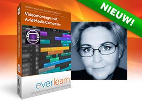 Nieuwe online cursus Videomontage met Avid Media Composer