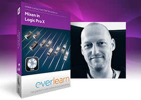 Online cursus Mixen in Logic Pro X | everlearn