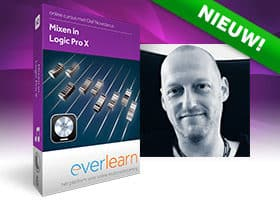 Online cursus Mixen in Logic Pro X | everlearn