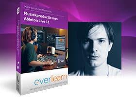 Online cursus Muziekproductie met Ableton Live 11 | everlearn