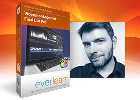 Leer Videomontage met Final Cut Pro 10.5 bij everlearn